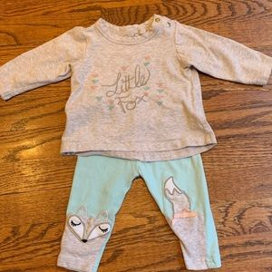 Jessica Simpson 3-6 month outfit